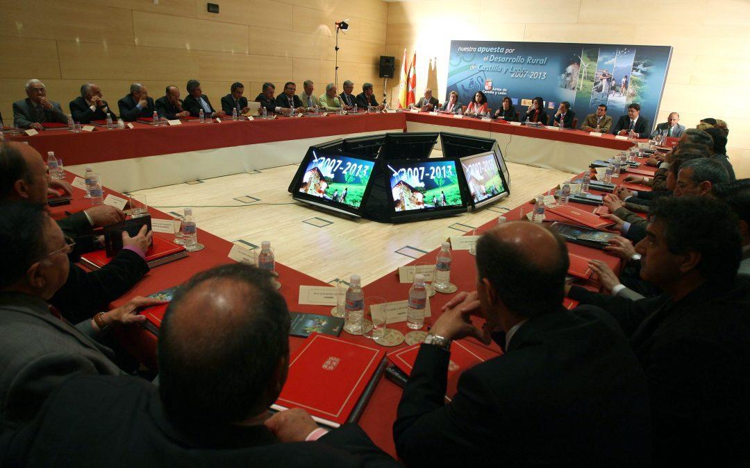 CONVOCATORIA DE AYUDAS PRODUCTIVAS LEADER ARADUEY-CAMPOS