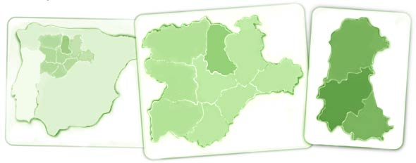 Mapa Araduey Campos